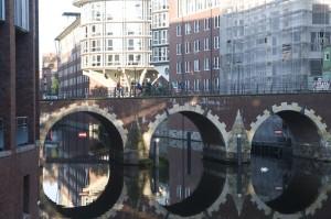 über die Fleetbrücken