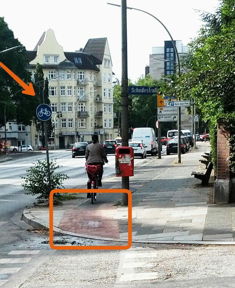 Ecke Schedestraße