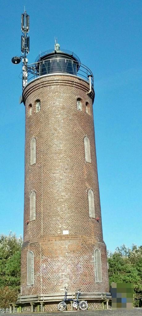Fiete am Leuchtturm