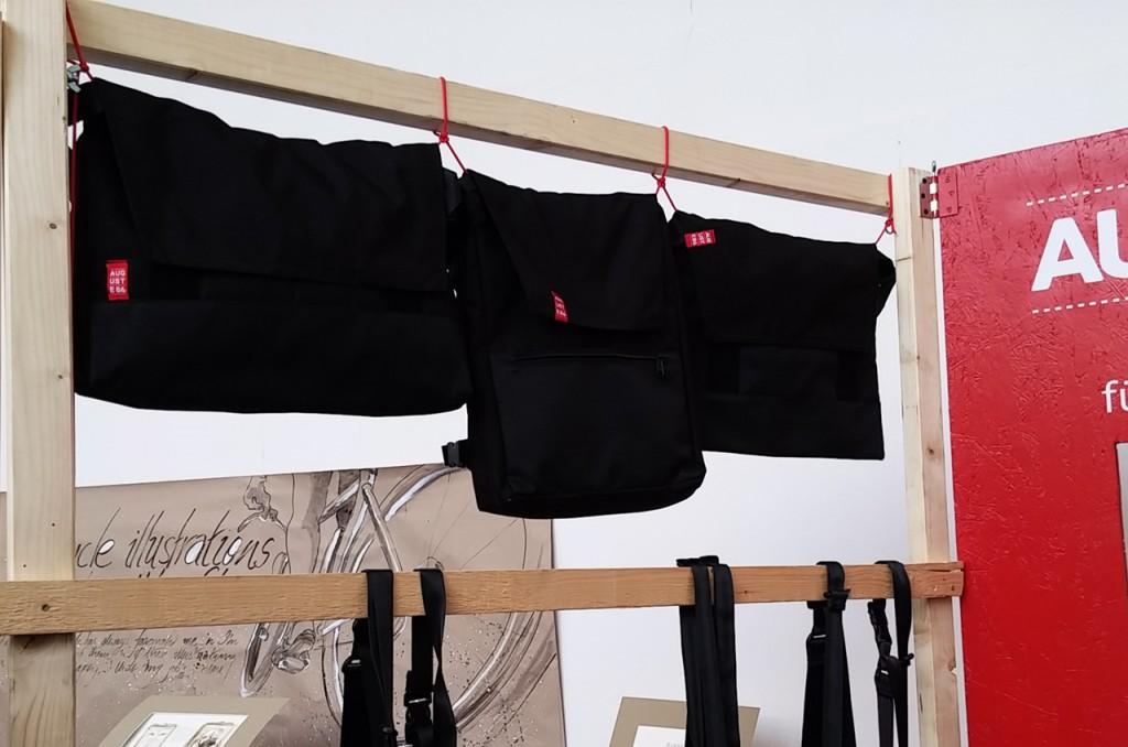 Auswahl der Taschen von AUGUSTE 86