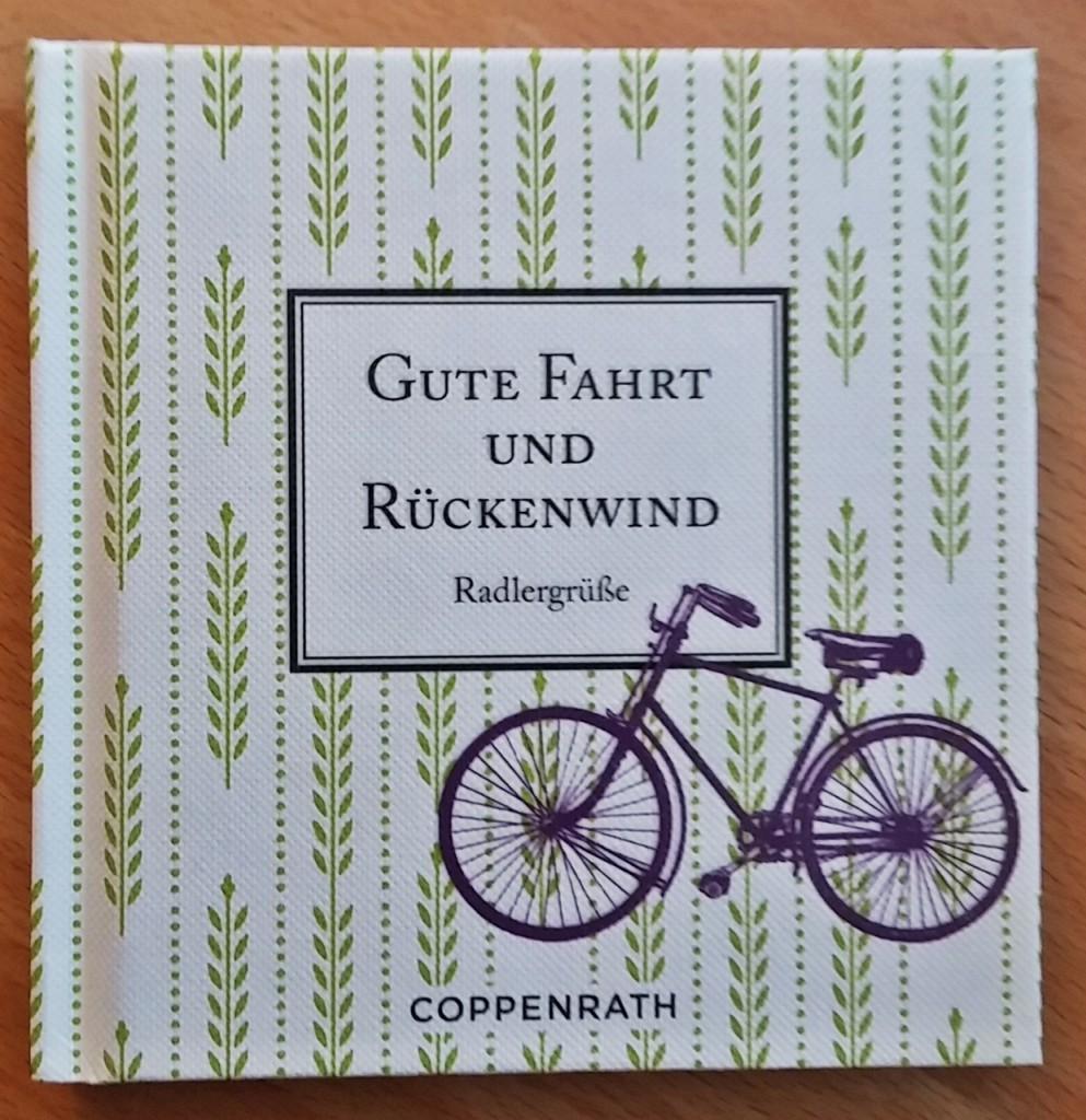 """""""Gute Fahrt und Rückenwind"""" aus dem Coppenrath Verlag"""