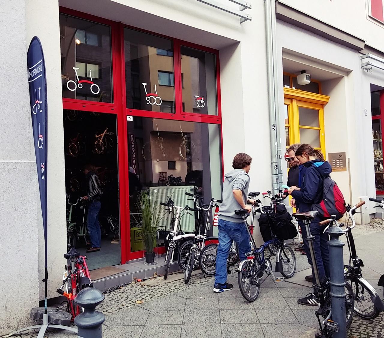 vorm Urban Mobility Store