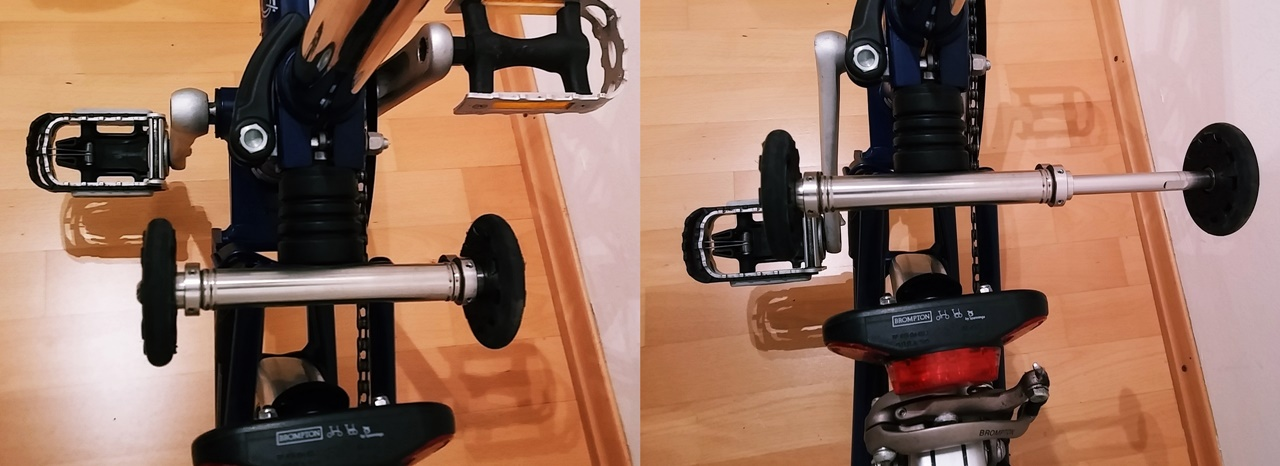 X-Roller für stabiles Ziehen