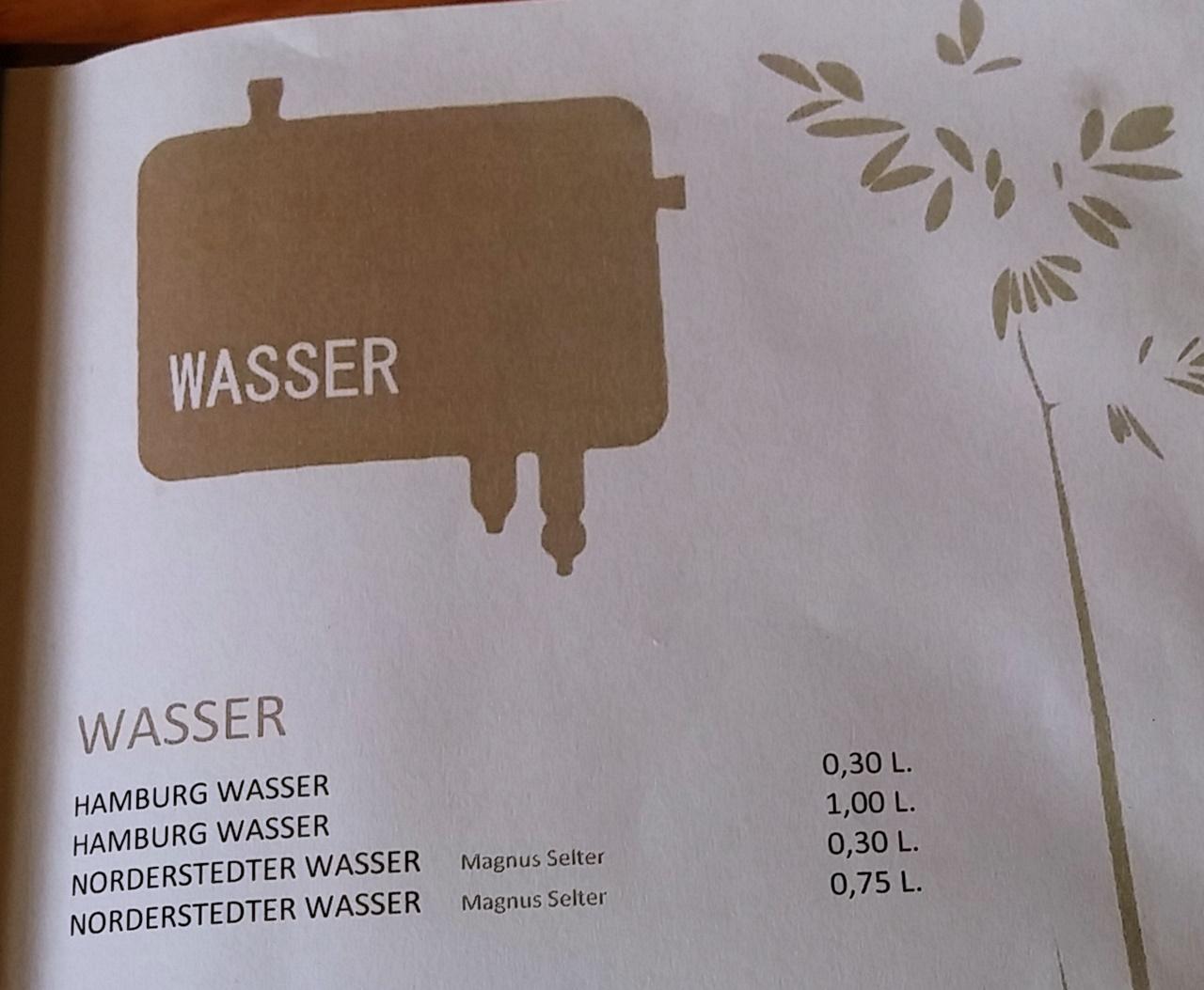 Hamburger Wasser