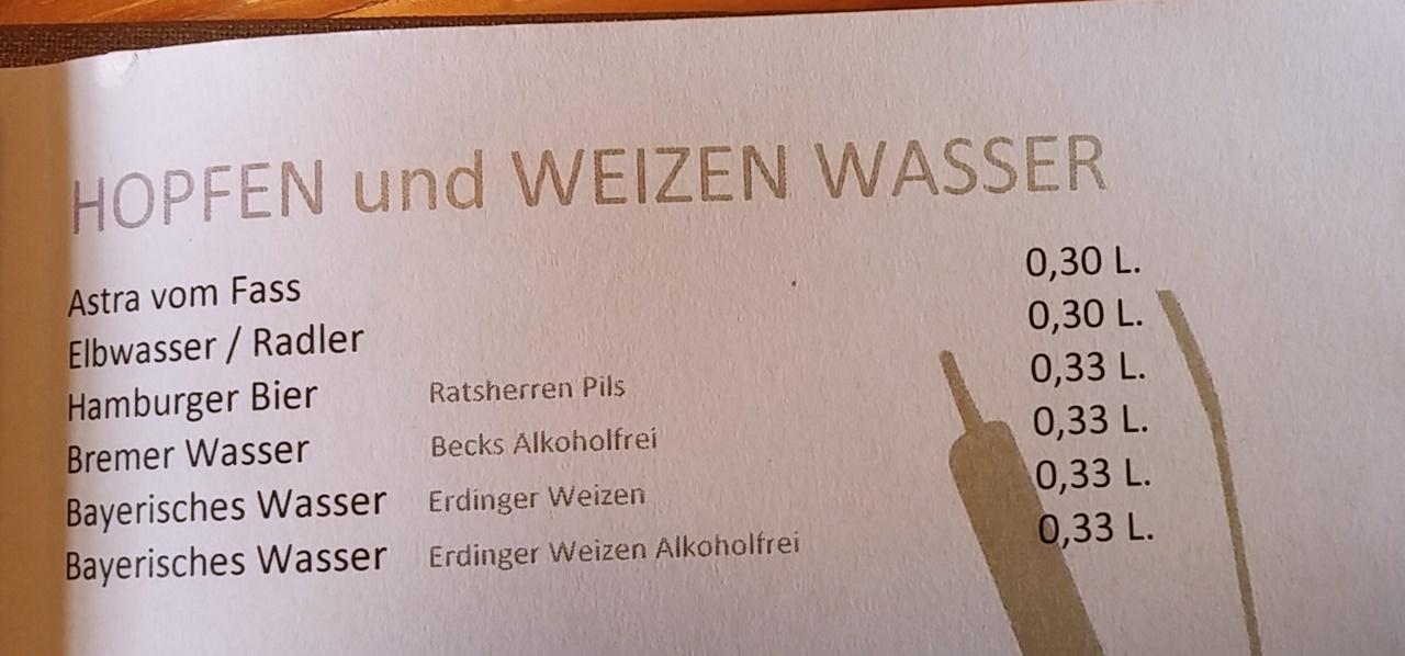 Bremer Wasser..