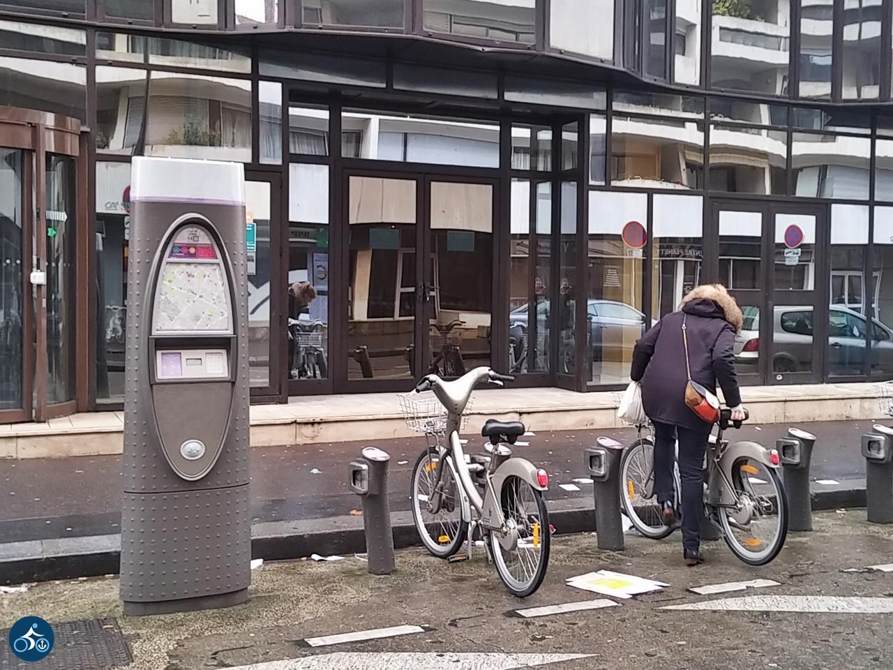 vélib Station