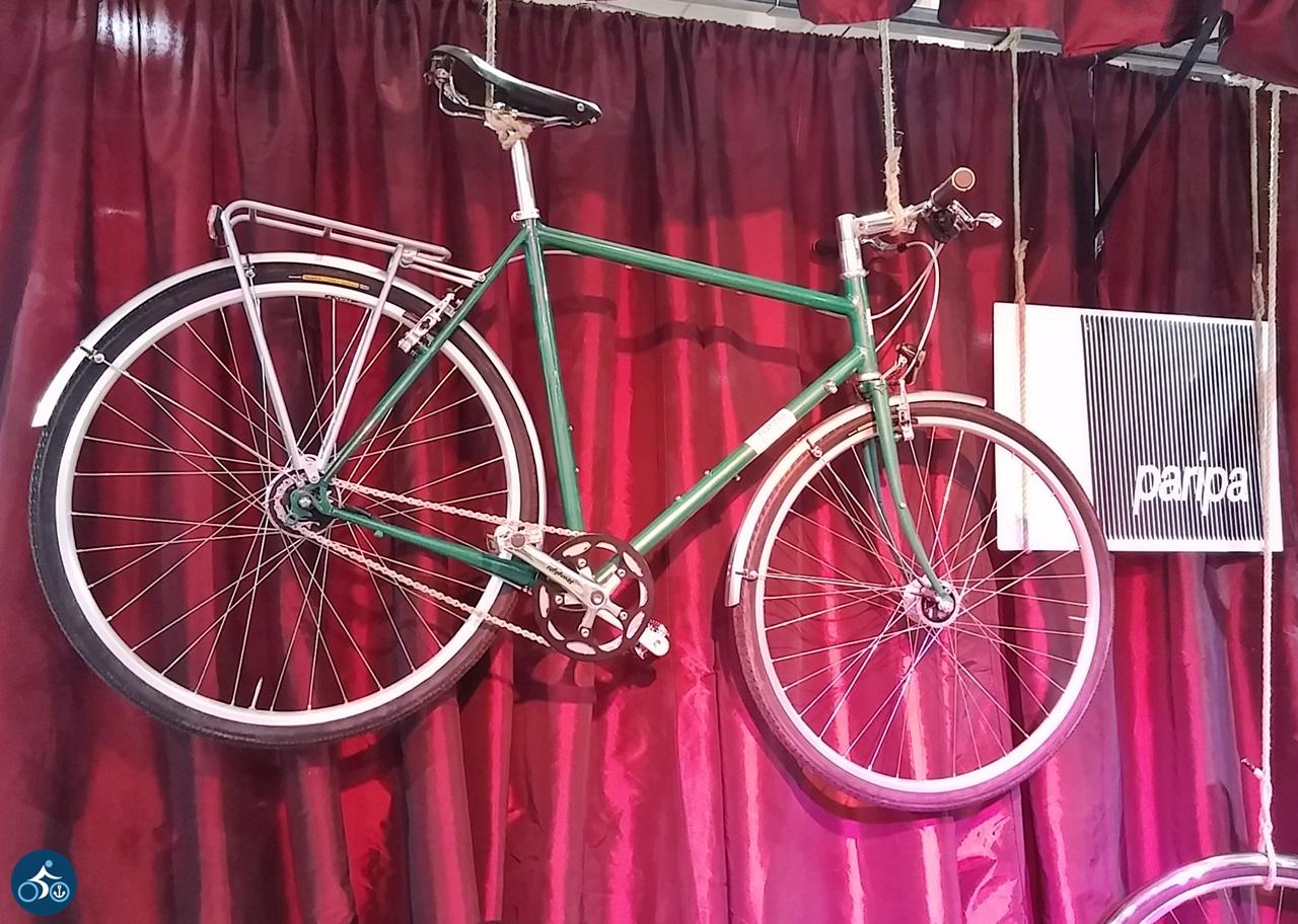 Neues paripa Modell der Radspannerei