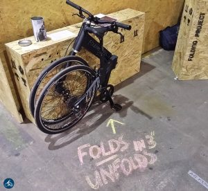 Faltrad-Projekt von Velo Lab