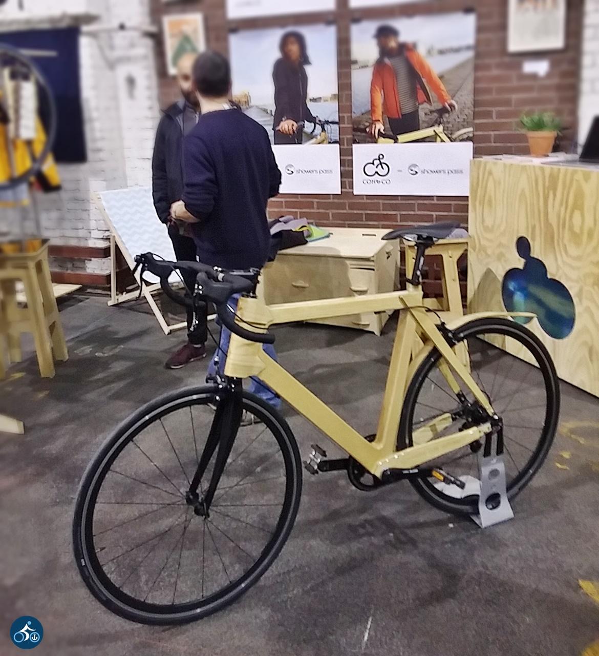 Noch ein Rad aus Holz