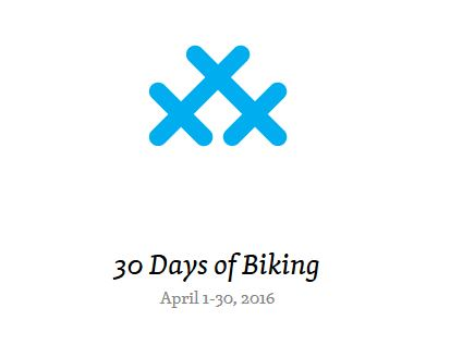 Screenshot 30 Days of Biking