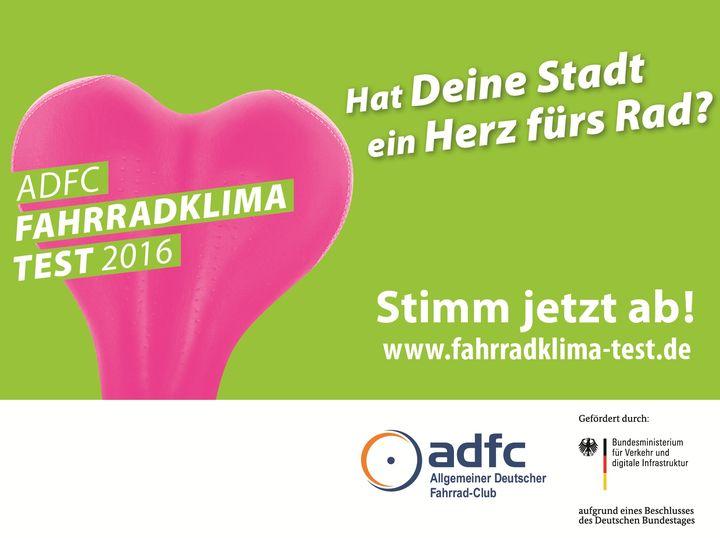 ADFC_Fahrradklimatest_2016