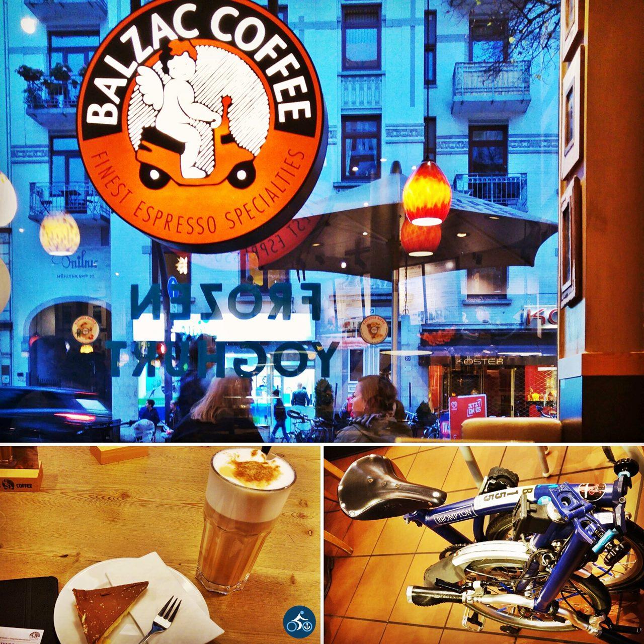 Balzac Coffee mit Fiete