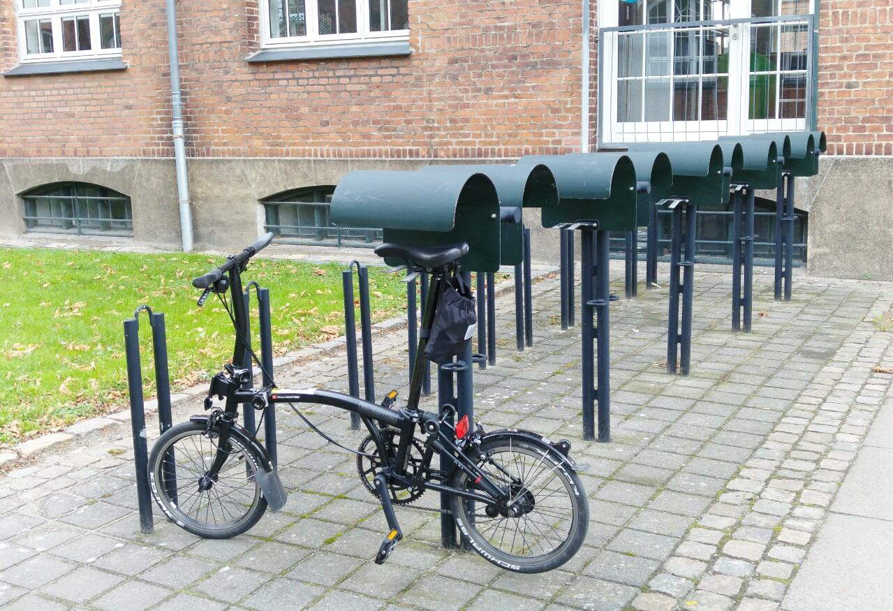 fahrradständer | hamburgfiets - abenteuer mit rad